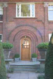 la Causerie is gevestigd in een monumentaal pand in Rotterdam-Kralingen